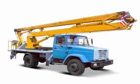 Автовышка ЗИЛ-22 метра